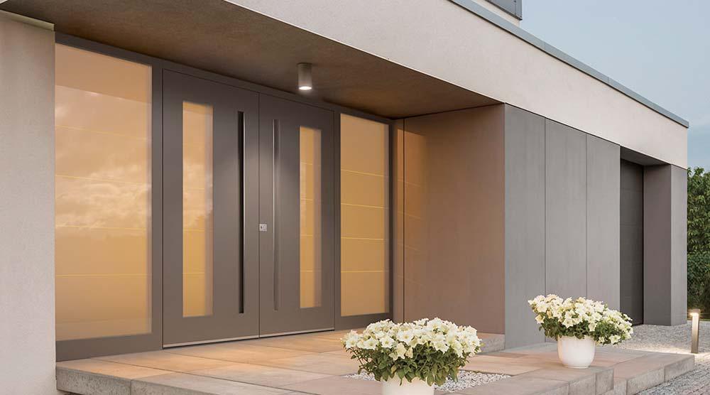produktbild_pirnar-haustuer Mengeder Fensterbau - Löwenstarke Fenster - Made in Dortmund