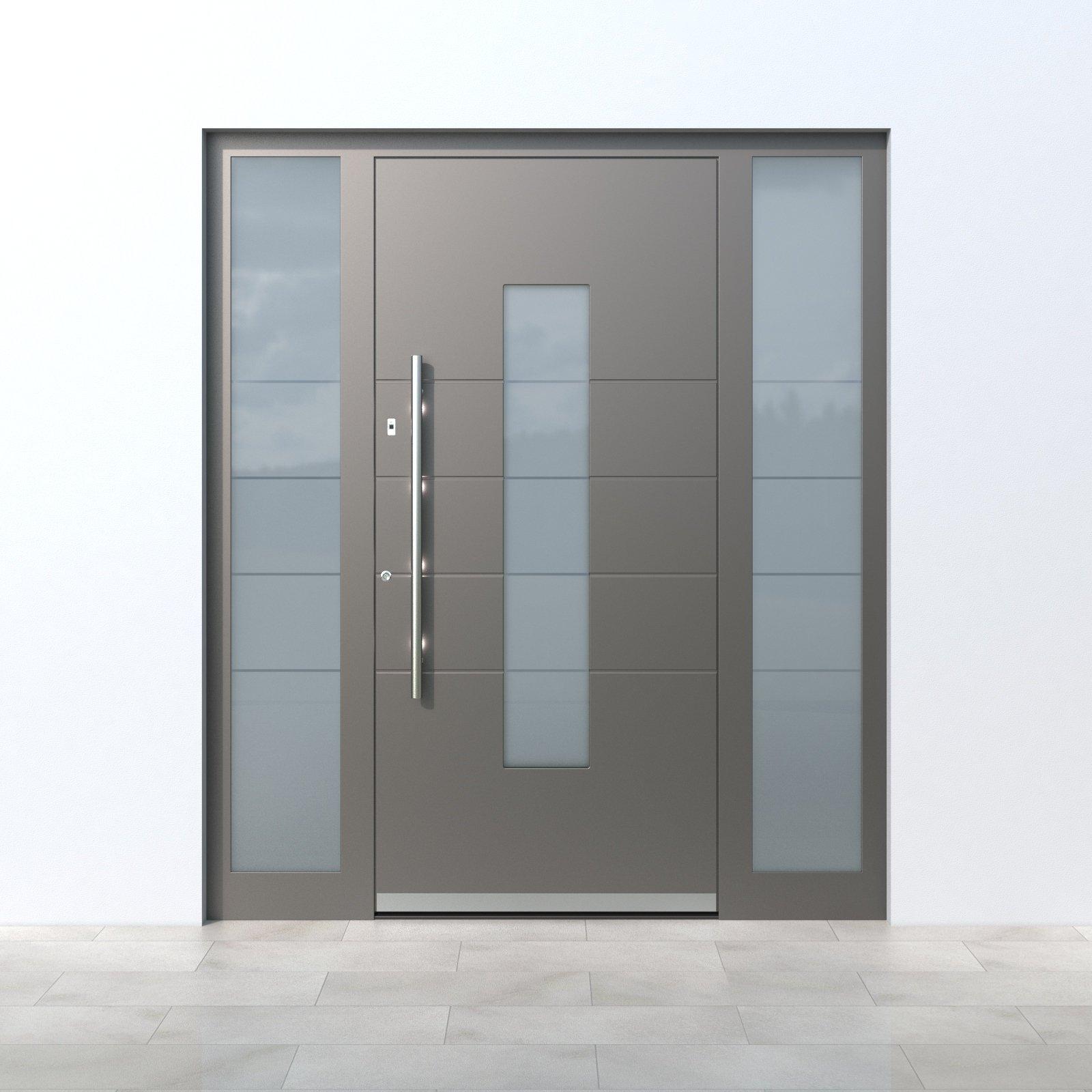 Pirnar_Quantum_QB50 Haustüren