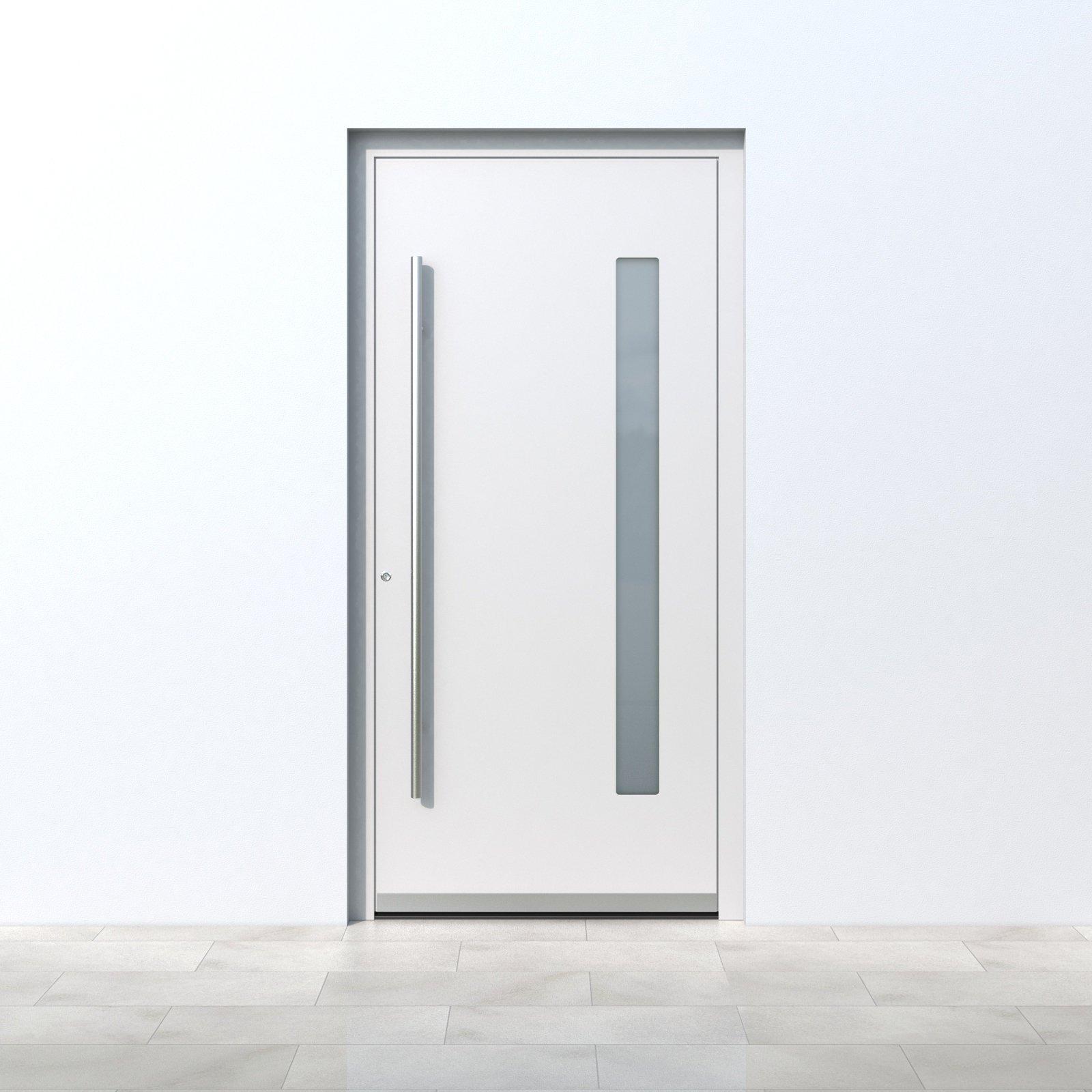 Pirnar_Quantum_QM30-standard-White Haustüren